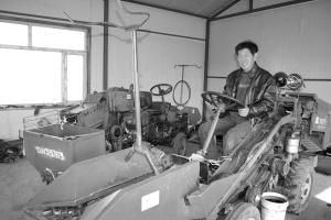 农民发明农机_