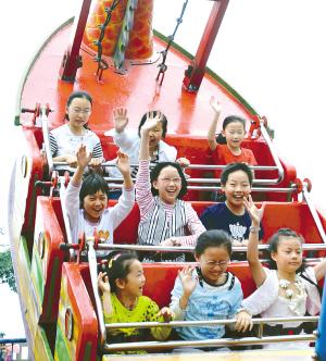6月1日国际儿童节