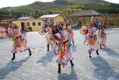 走进神秘的萨满文化(四)被誉为东北民乐之源的萨满