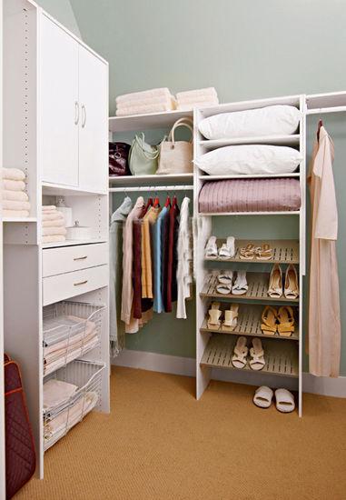 小户型卧室衣柜效果图欣赏