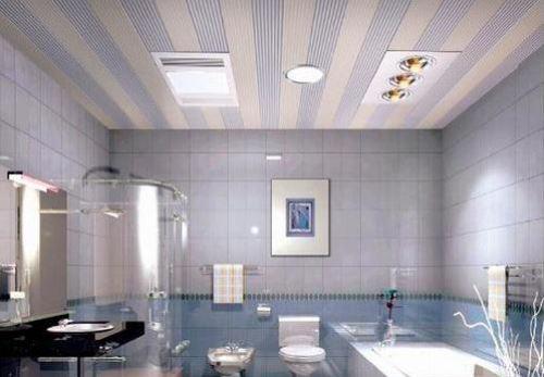 卫生间吊顶颜色搭配我们该如何选择