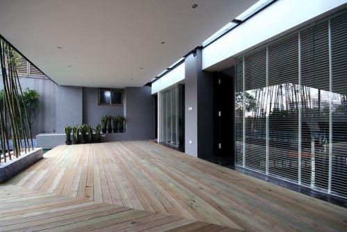 解析防腐木地板之防腐木地板多少钱图片