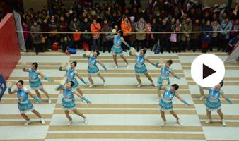 """吉林经济广播""""住邦杯""""老有所乐广场舞邀请赛成功举办"""