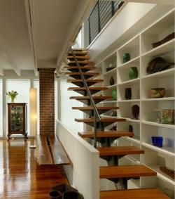 室内装修楼梯的装修知识以及安装技巧