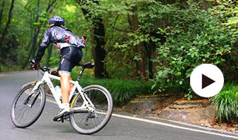 冬季骑行运动如何保护膝盖