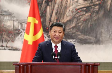 习近平:新时代要有新气象更要有新作为 中国人民生活一定会一年更比一年...