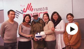 上海出走女孩与父母做客《好人帮》节目