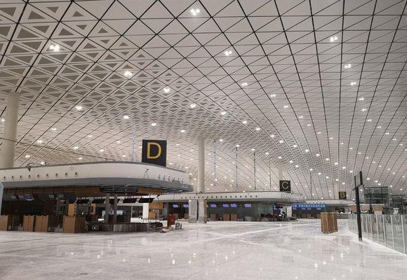 无需申请自动送彩金58龙嘉国际机场T2航站楼10月28日正式启用