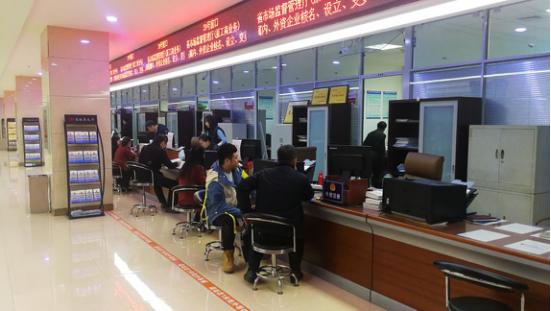 吉林省内开办企业最快只需58分钟