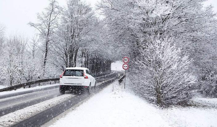 """""""冬季模式""""正式开启 道路交通安全要牢记"""