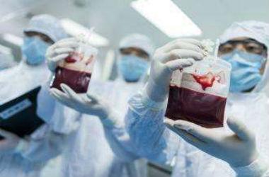 我省首例女医务工作者 捐献造血干细胞