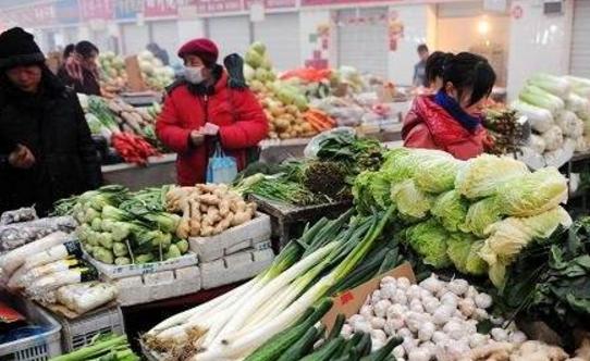 澳门博彩在线娱乐菜价持续上涨 叶类菜涨幅较明显