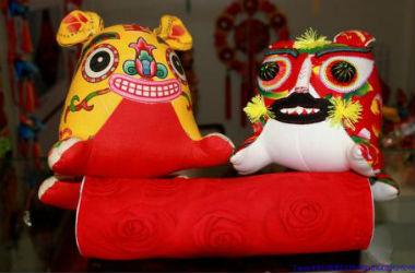 首届长春市非物质文化遗产艺术节启幕