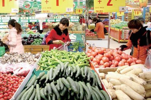 春节过后吉林省菜价普遍下降