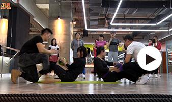 """吉林乡村广播""""幸福动起来""""全民健身第一季免费健身活动举办"""