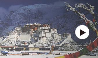 """2018""""魅力西藏摄影展""""在吉林省文化馆拉开帷幕"""