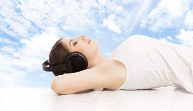 工作生活压力大?听听音乐来减压!