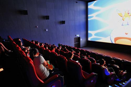 吉林澳门十大网上博彩官网网举办六·一儿童节专场观影活动