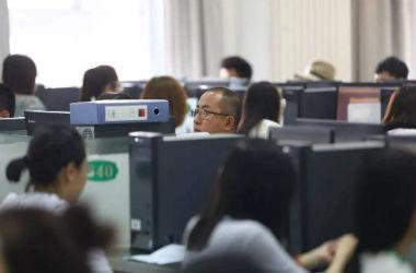 近日吉林省启动2018年高考阅卷工作