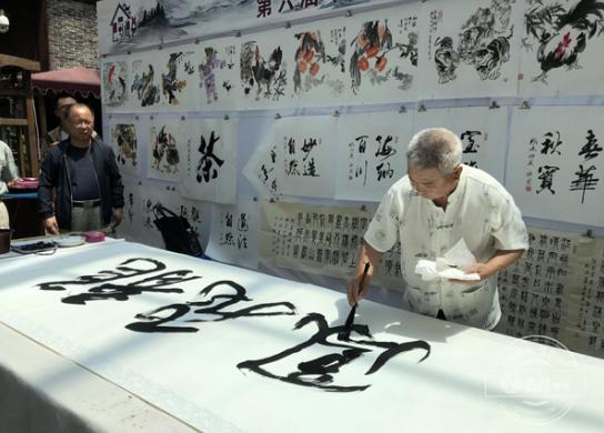 第十二届中国无需申请自动送彩金58消夏节系列报道 弘扬传统文化 打造城市名片