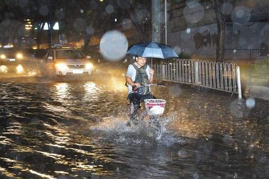 13日夜间至15日 强降雨再次来袭 防汛任务加大 各地积极开展强降雨防御工...