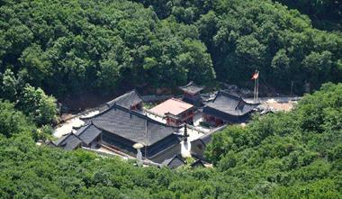 东三省规模最大植物展园——朱雀山植物园加紧建设,预计明年完工对外开放