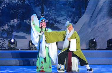 吉林传统戏剧节盛大开幕