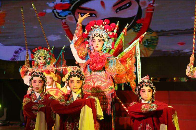 吉林省首届戏曲票友联谊会在长举行