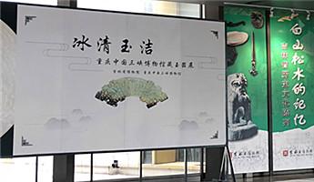 重庆中国三峡博物馆馆藏玉器首次亮相省博