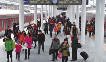 吉林省春运21日开始 预测运输量达2255万人次