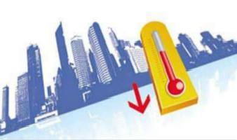 每月两次室温检测不达标记录视为一个月供热不达标