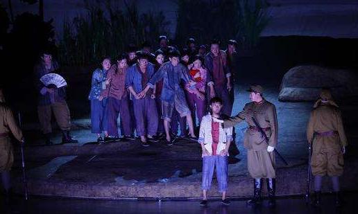 吉林艺术学院大型原创儿童话剧《小英雄雨来》11日隆重上演!