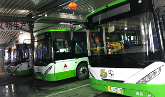 澳门博彩在线娱乐市将有400台纯电动新能源公交车投入运营 快来看看长啥样