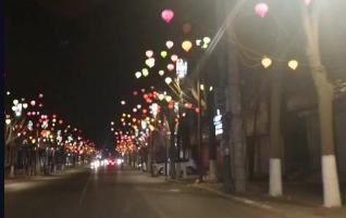 筒子们,正月十五的花灯来了——