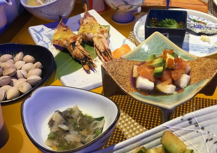 日本料理,盘它...