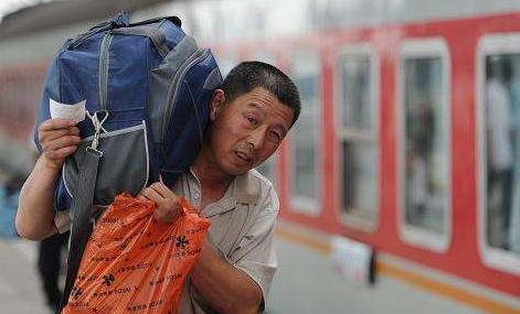 外地农民工返长 交通费有补贴