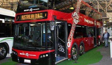 中车长客再获悉尼双层客车订单