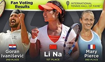 李娜正式入选国际网球名人堂,成为亚洲第一人,实至名归