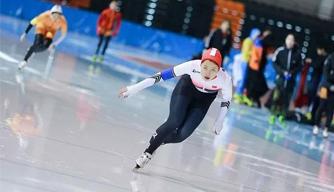 激情速滑 扣人心弦——2018-2019年度澳门博彩在线娱乐市少年儿童速度滑冰比赛成功举办