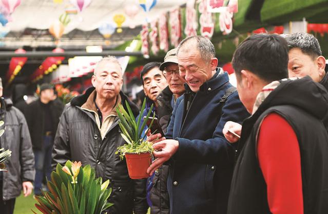 第十五届中国·长春君子兰节开幕