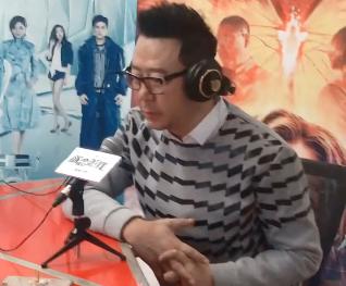 #郭濤 來吉林交通廣播宣傳新電影啦。想知道更多精彩內容,快來關注翠花