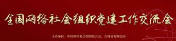 全国网络社会组织党建工作交流会