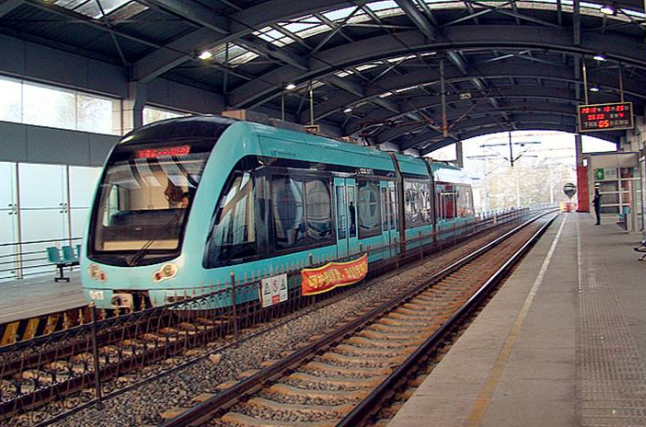 长春市轨道交通3座换乘站5月30日实现站内换乘,3、4号线部分车站站名调整...