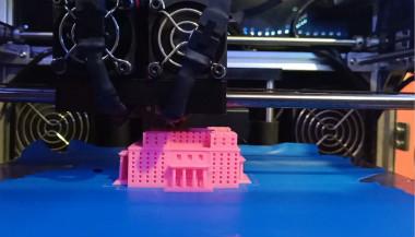 领略3D打印和3D激光内雕的神奇