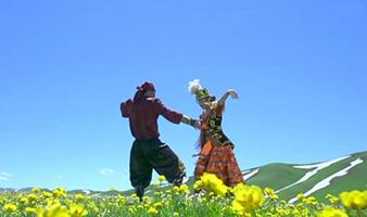 《金山遗珠》第五集 哈萨克族卡拉角勒哈