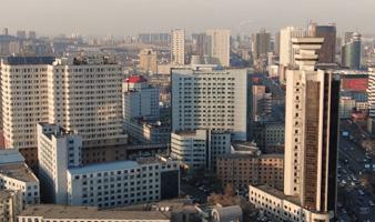 【写意城市】冬日江城