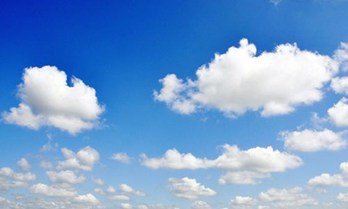 天边那朵云彩代表对你的思念