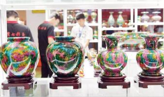 長春民間藝術博覽會今日開幕