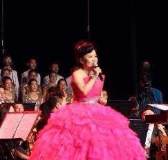 花腔女高音歌唱家姜晓波:为了更多孩子的梦...