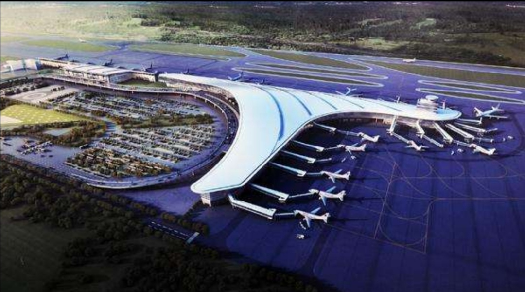 长春龙嘉机场荣获五项国际大奖